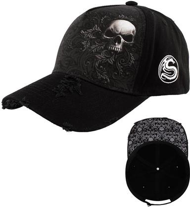 Spiral - Skull Scroll - Baseball Cap