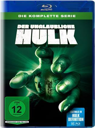 Der unglaubliche Hulk - Die komplette Serie (16 Blu-rays)