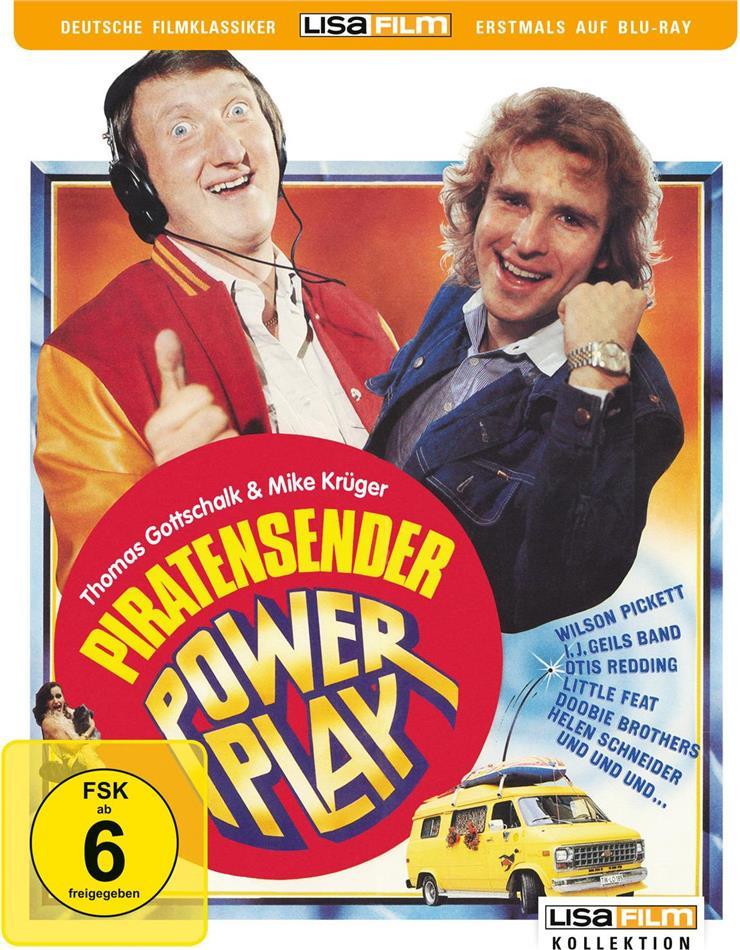 Piratensender Power Play (1982) (Deutsche Filmklassiker, Lisa Film Kollektion)
