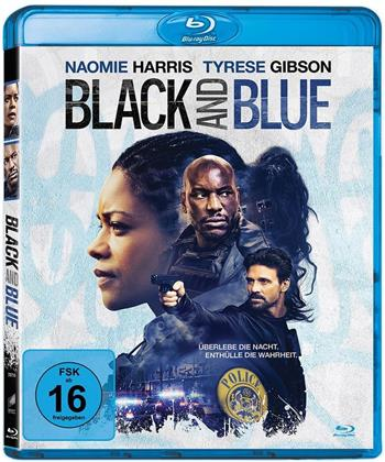 Black and Blue (2019)