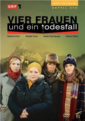 Vier Frauen und ein Todesfall - Staffel 8 (2 DVDs)