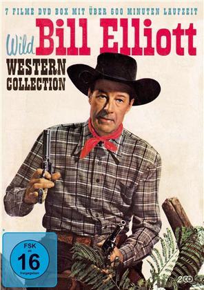 Wild Bill Elliott Western Collection (2 DVDs)
