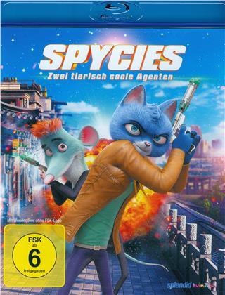 Spycies - Zwei tierisch coole Agenten (2019)