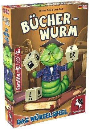 Bücherwurm - Das Würfelspiel (Spiel)