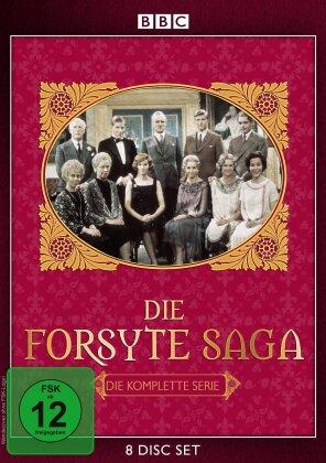 Die Forsyte Saga - Die komplette Serie (1967) (BBC, Neuauflage, 8 DVDs)