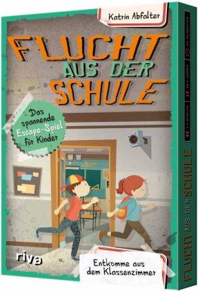 Flucht aus der Schule - Das spannende Escape-Spiel für Kinder (Kinderspiel)