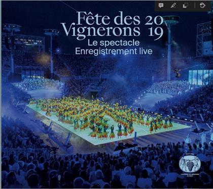 Fete Des Vignerons 2019 (2 CDs)