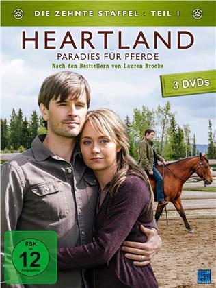 Heartland - Paradies für Pferde - Staffel 10 - Teil 1 (3 DVDs)