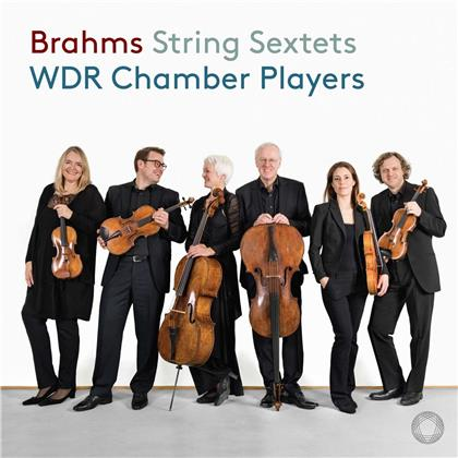 WDR Chamber Players & Johannes Brahms (1833-1897) - String Sextets 1 & 2
