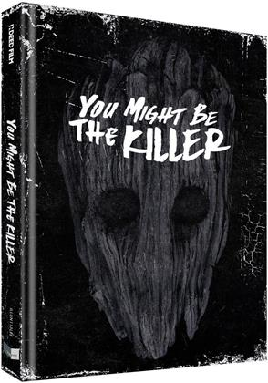 You Might Be the Killer (2018) (Cover E, Collector's Edition Limitata, Mediabook, Uncut, Blu-ray + DVD)