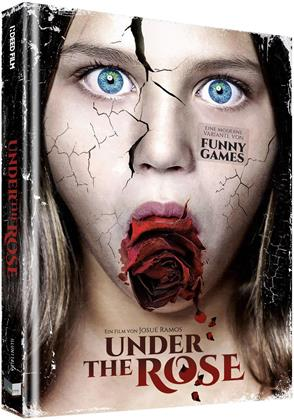 Under the Rose (Cover A, Limited Edition, Mediabook, Uncut, Blu-ray + DVD)