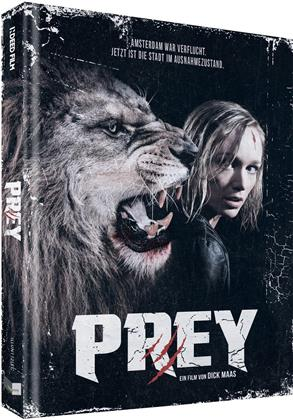 Prey (2016) (Cover C, Collector's Edition Limitata, Mediabook, Uncut, Blu-ray + DVD)