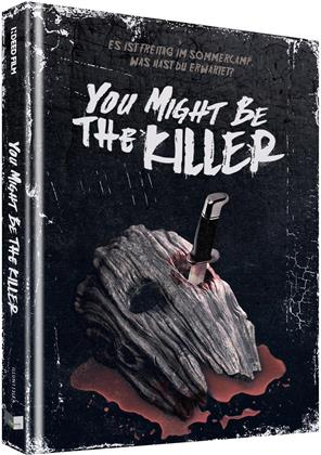 You Might Be the Killer (2018) (Cover A, Collector's Edition Limitata, Mediabook, Uncut, Blu-ray + DVD)
