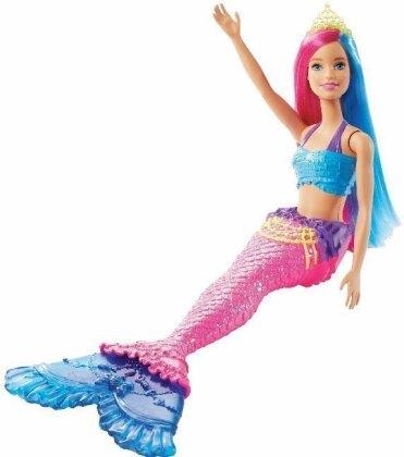 Barbie Dreamtopia Meerjungfrau Puppe (pinkes und blaues Haar)