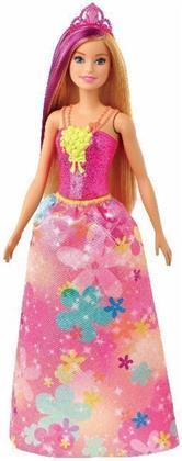 Barbie Dreamtopia Prinzessinnen-Puppe (blond- und lilafarbenes Haar)