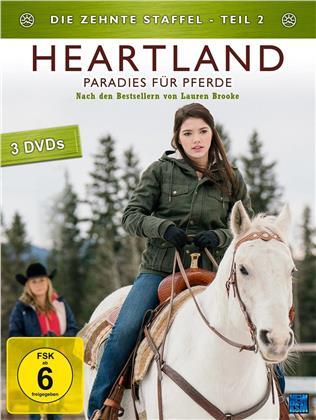 Heartland - Paradies für Pferde - Staffel 10 - Teil 2 (3 DVDs)