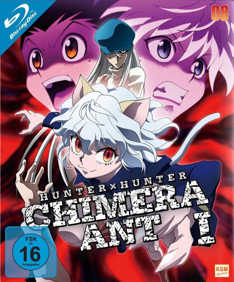 Hunter X Hunter - Vol. 8: Chimera Ant I (2011) (2 Blu-rays)