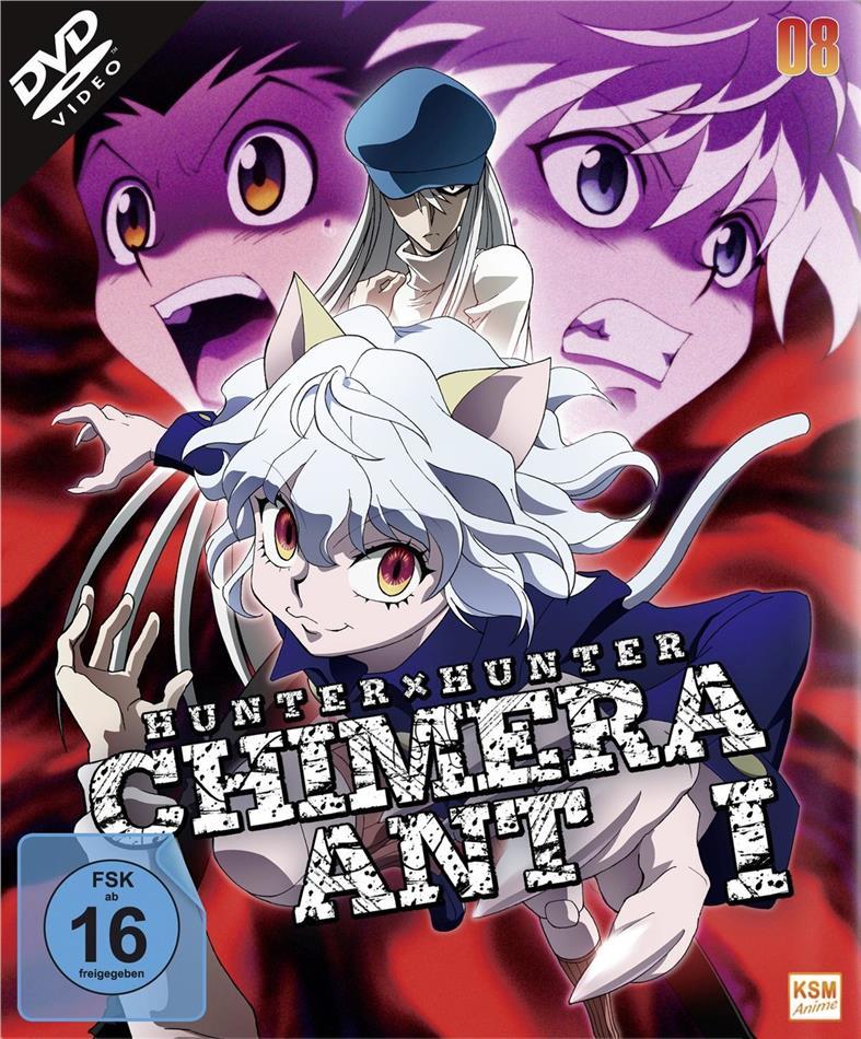 Hunter X Hunter - Vol. 8 (2011) (2 DVDs)