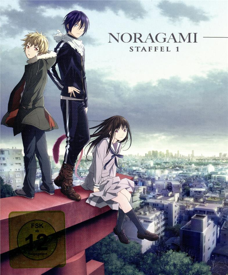 Noragami - Staffel 1 (2 Blu-rays)