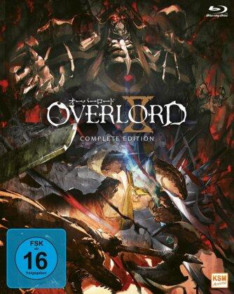 Overlord - Staffel 2 (3 Blu-rays)