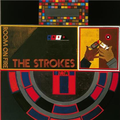 Strokes - Room On Fire (Translucdent Red & Yellow Vinyl, LP)