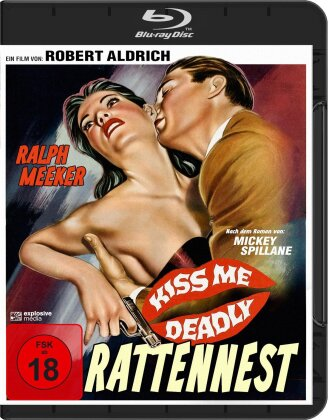 Rattennest - Kiss me deadly (1955)
