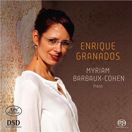 Enrique Granados (1867-1916) & Myriam Barbaux-Cohen - Piano Works (Hybrid SACD)