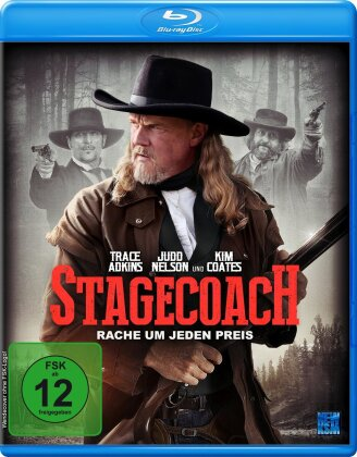 Stagecoach - Rache um jeden Preis (2016)