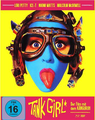 Tank Girl (1995) (Cover A, Mediabook, Blu-ray + DVD)