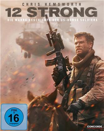12 Strong - Die wahre Geschichte der US-Horse Soldiers (2018) (Steelbook)