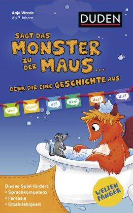 Weltenfänger - Sagt das Monster zu der Maus... (Spiel)