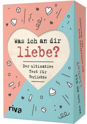 Was ich an dir liebe? – Der ultimative Test für Verliebte
