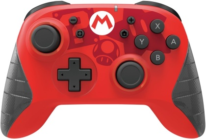 Nintendo Switch - Wireless Horipad Controller - Mario