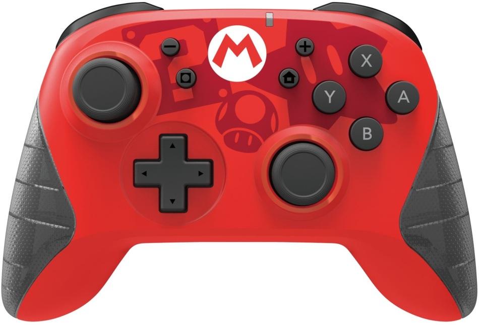 Nintendo Switch - Wireless Horipad Controller - Mario