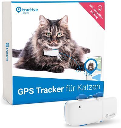 Tractive Katzen Tracker GPS IKATI