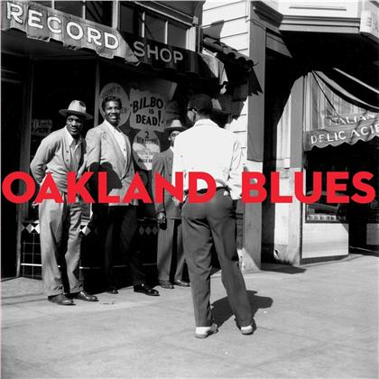 Oakland Blues (LP)