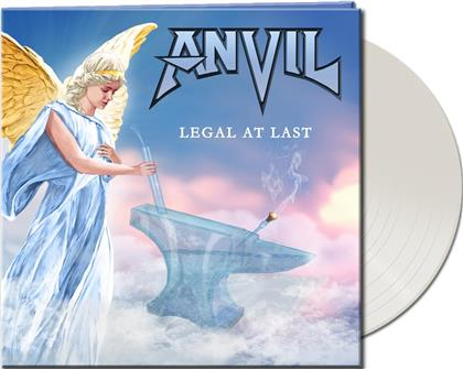 Anvil - Legal At Last (Gatefold, Clear Vinyl, LP)
