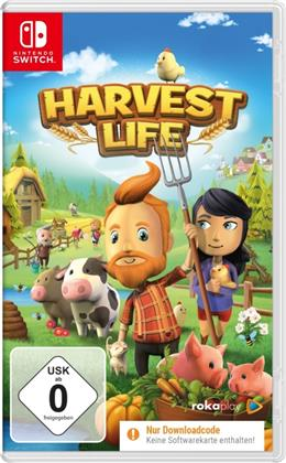 Harvest Life - (Code in a Box)