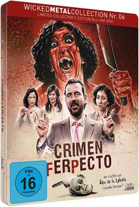 Crimen Ferpecto (2004) (Wicked Metal Collection, Limited Collector's Edition, Uncut)