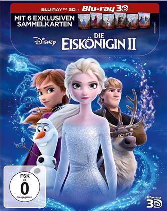 Die Eiskönigin 2 (2019) (Deluxe Edition, Blu-ray 3D + Blu-ray)
