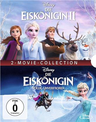 Die Eiskönigin 2 / Die Eiskönigin - Völlig unverfroren - 2 - Film Collection (2 Blu-rays)