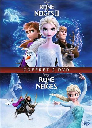 La Reine des Neiges 2 / La Reine des Neiges (Box, 2 DVDs)