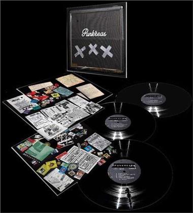 Punkreas - XXX (LP)