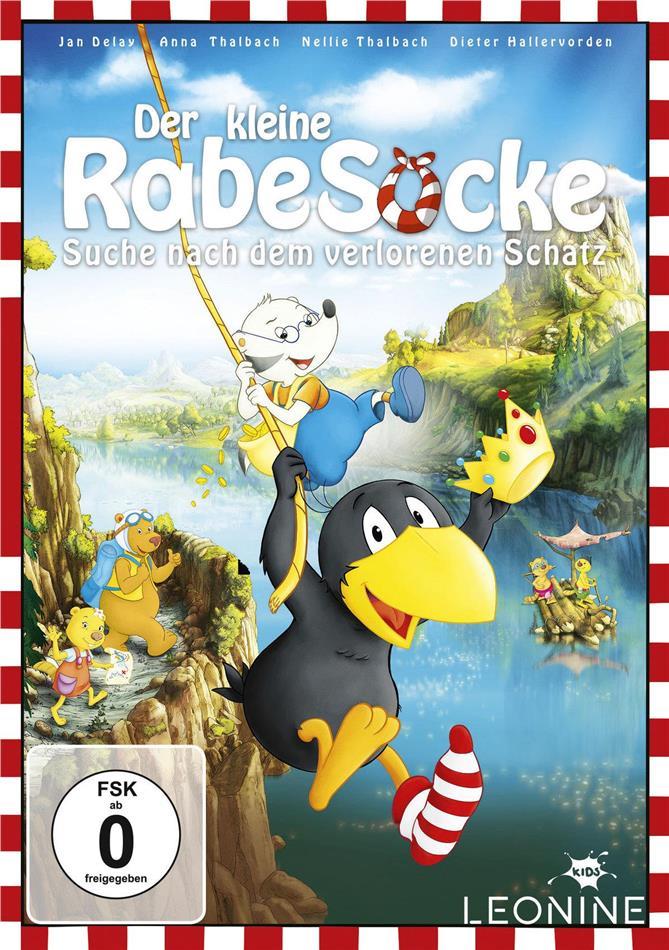 Der kleine Rabe Socke 3 - Suche nach dem verlorenen Schatz (2019)