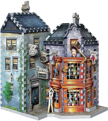 Harry Potter: Weasleys zauberhafte Scherze & Tagesprophet - 285 Pieces 3D Puzzle