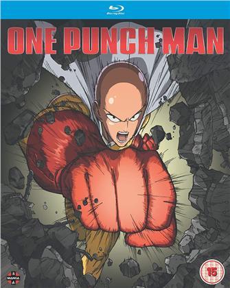 One Punch Man - Episodes 1-12 + 6 OVA
