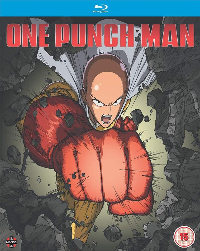 One Punch Man Episodes 1 12 6 Ova Cede Com