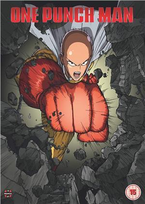 One Punch Man - Episodes 1-12 + 6 OVA (2 DVD)