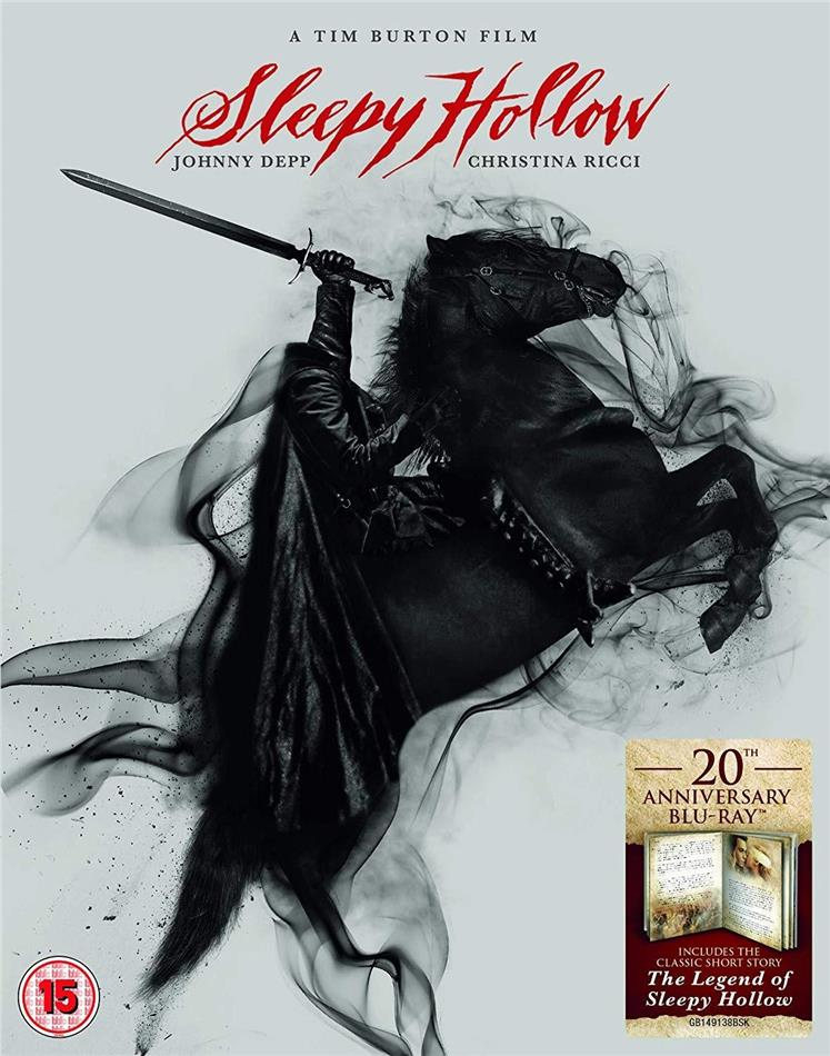 Sleepy Hollow (1999) (20th Anniversary Edition, Digibook)