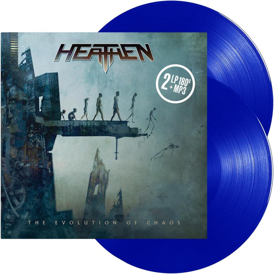 Heathen - The Evolution Of Chaos (2 LPs)